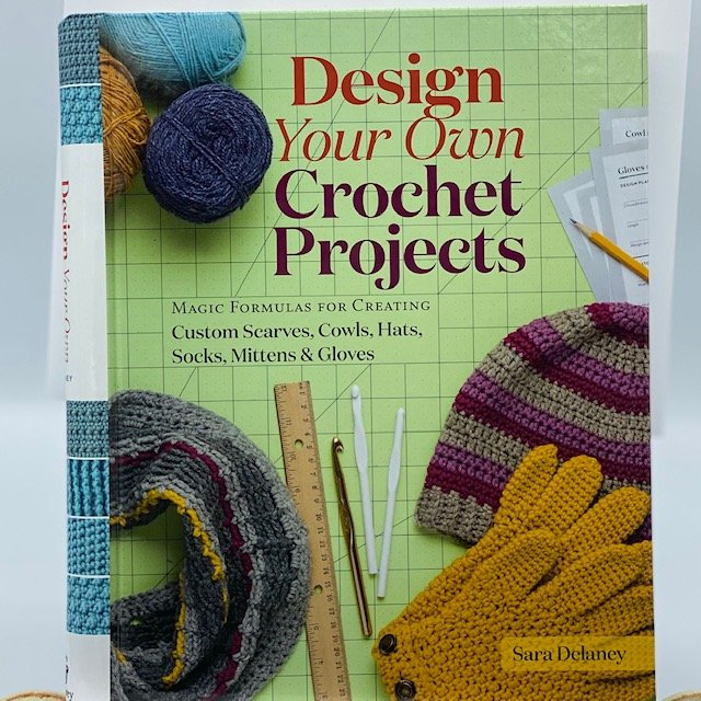 Books: Design Your Own Crochet Projects