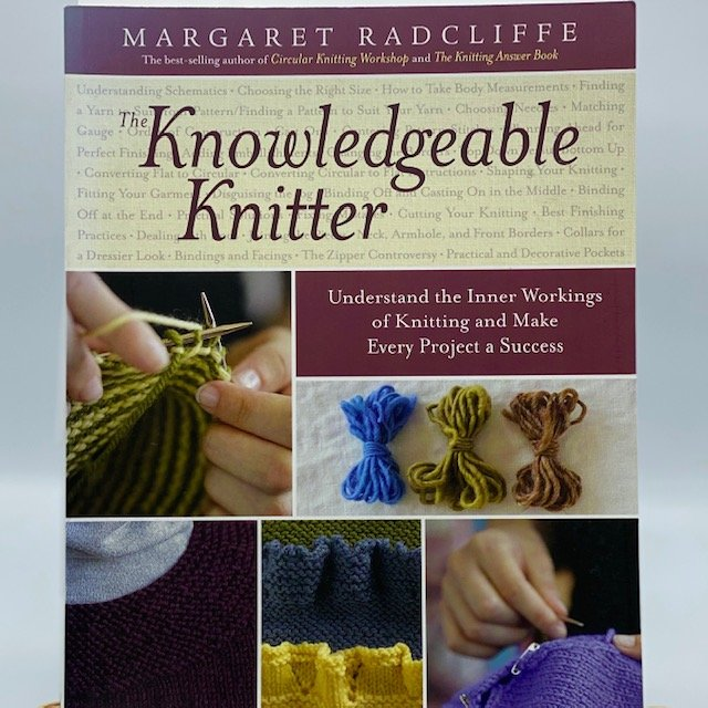 Books:  The Knowledgeable Knitter