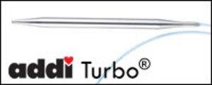 Addi Turbo circular needle size US 0 , 2mm