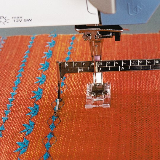 Bernina Seam Guide with Ruler