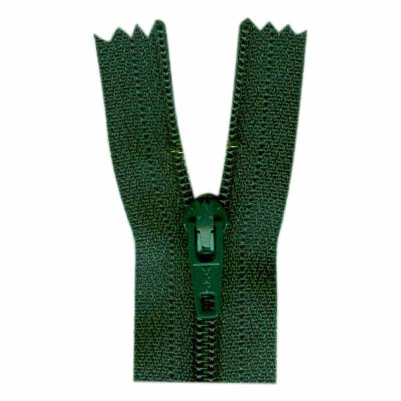 General Purpose Closed End Zipper 35cm (14) -- Cypress - 1700