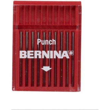 Bernina - Punch Needles for Rotary Hook - 10 Pack