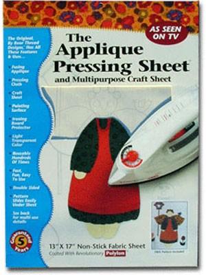 Applique Pressing Sheet 13 X 17