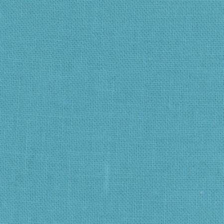 Bella Solids Turquoise 9900 107 Moda