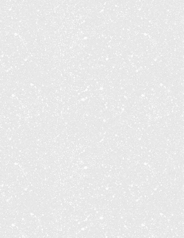 Spatter Texture White on White