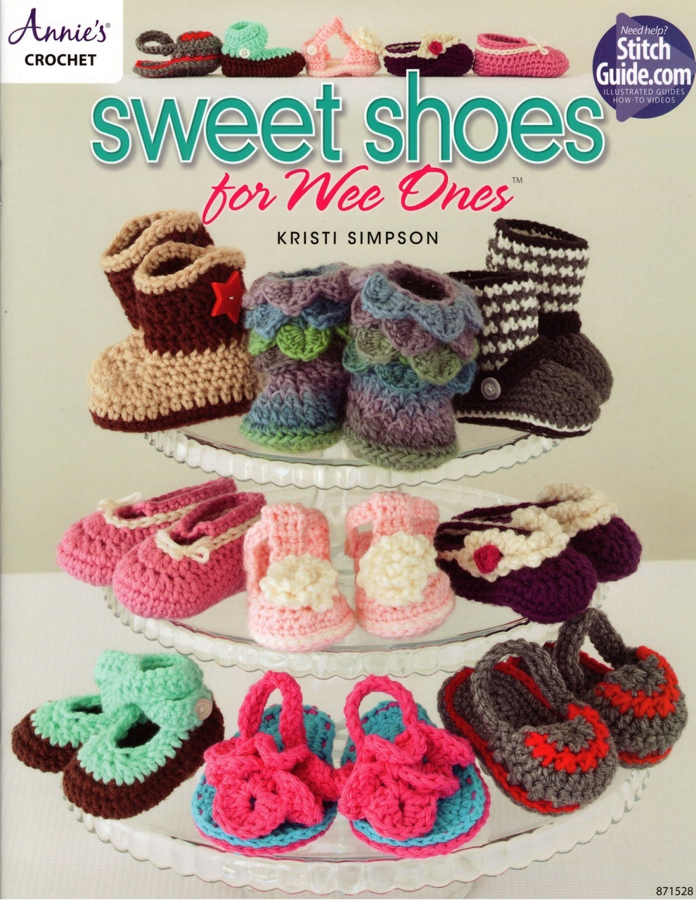 Sweet Shoes For Wee Ones - 15 Delicious Pairs! Serve Them At Your Next Baby Shower!
