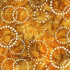 Batik Ring Toss Tan