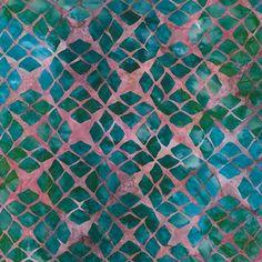 Batik Gazebo Purp/Green