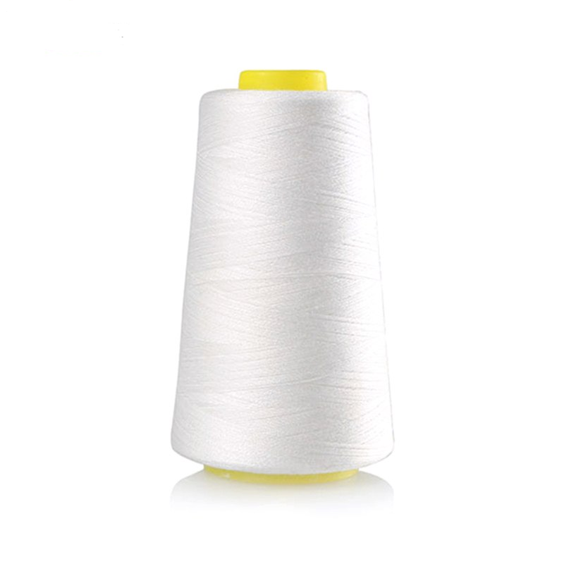 Countess Serger Thread, Polyester, 40/2, 2500M White