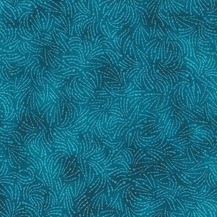 Courtyard Textures - Teal