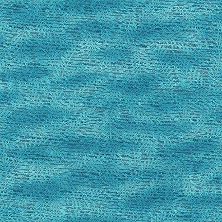 Courtyard Textures - Peacock