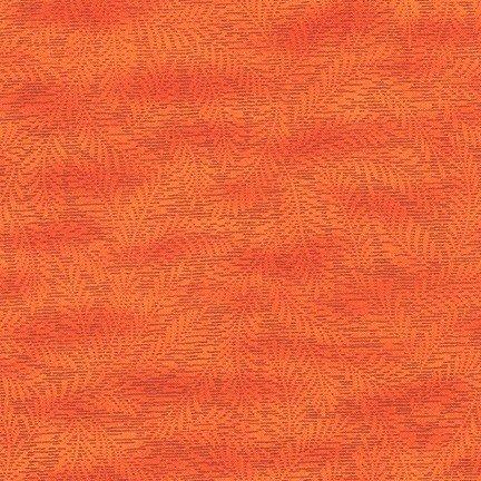 Courtyard Textures - Orange