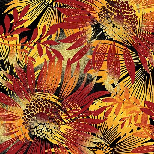 Sun Dance Rust Flower