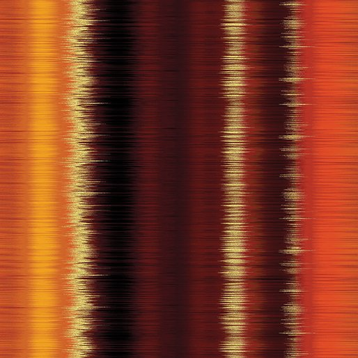 Sunset Stripe Orange