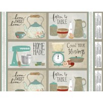 Wilmington Prints- Freshly Picked 54537 243 Placemat Panel