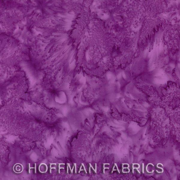 Hoffman Watercolor Batik New Year