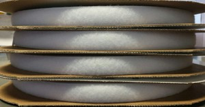 Sew-On - Velcro Fasteners Loop White 18mm