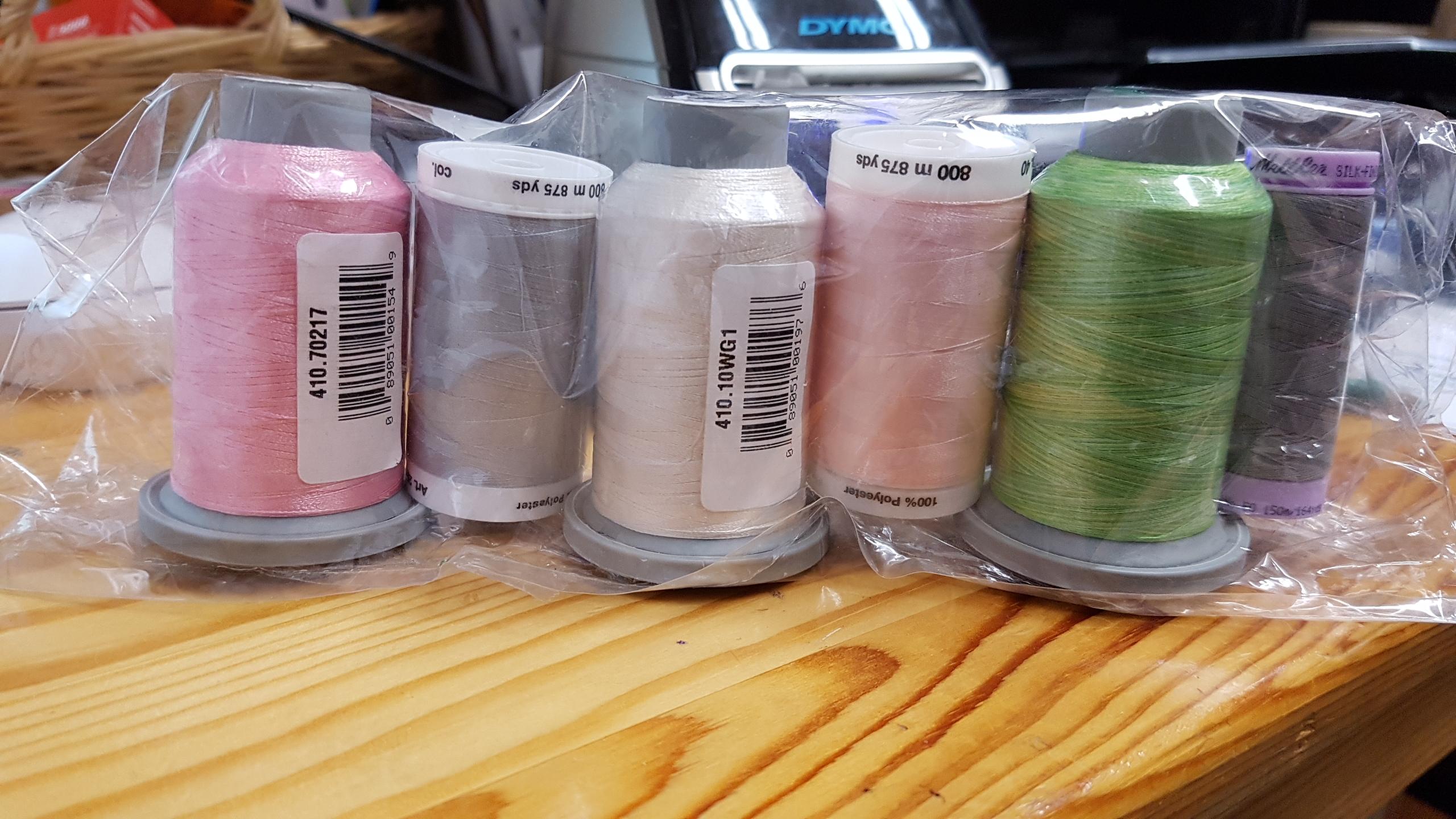 Thread Kit for Bunny Hill