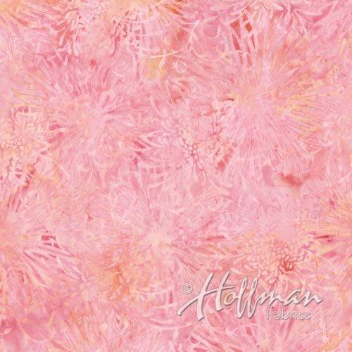 Hoffman Bali Batiks Pink