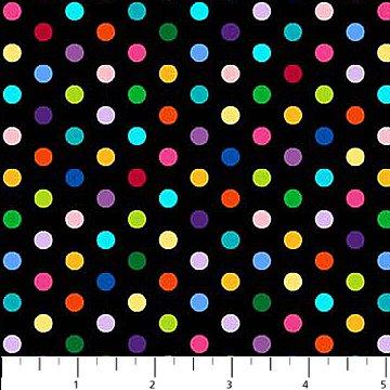 Colorworks Black Dot