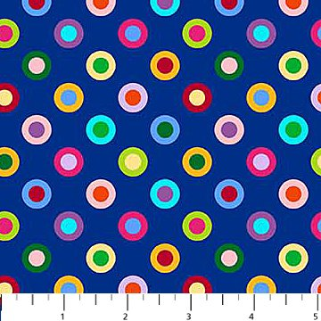 Colorworks Blue Dots