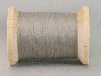 Grey 100 Cotton Hand Quilting 400yd