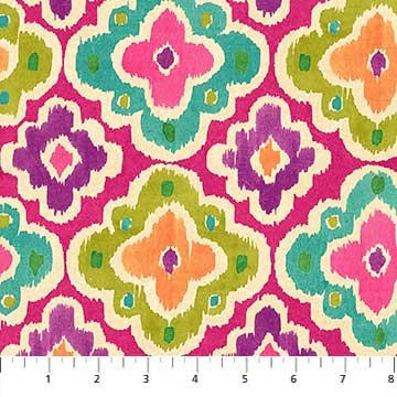 Bohemian Vibe - Mulit Color Floral