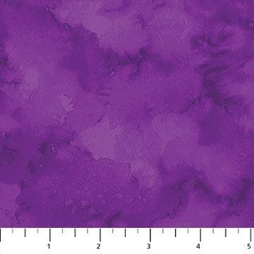 Deborah Edwards Strokes of Brilliance - Purple