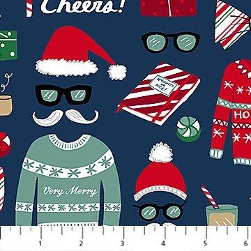 Fa La La! - Christmas Sweaters - Main Print