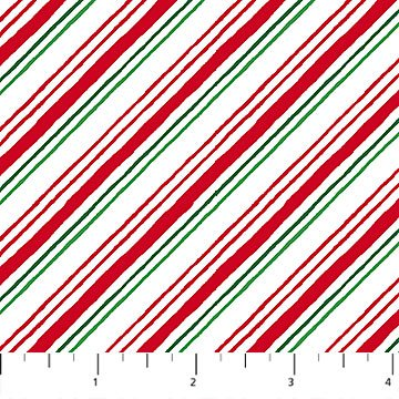 Fa La La! - Christmas Sweaters - Candy Cane Stripes