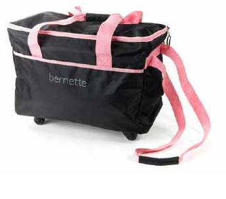 Bernette SEW Pink Bag