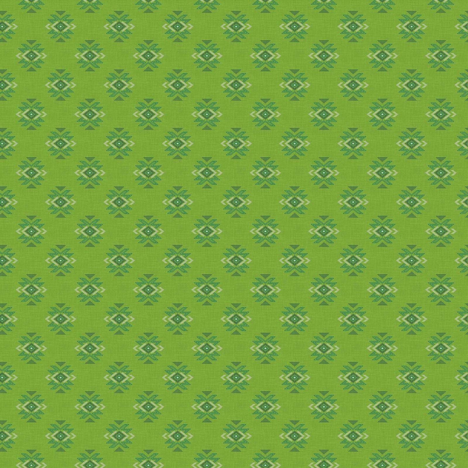 Nina Djuric Great Plains - Green Print - 22937-74