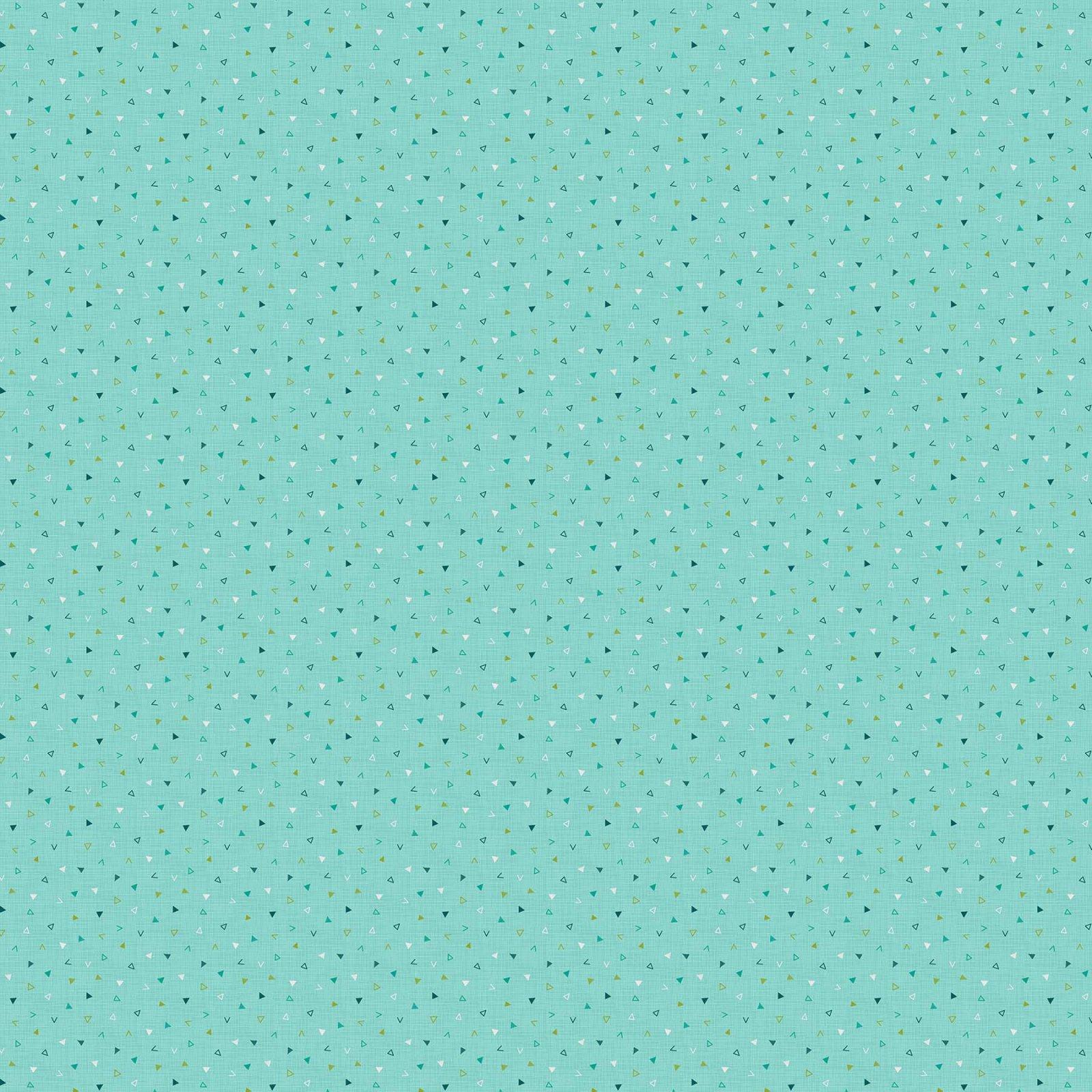 Nina Djuric Great Plains - Teal Triangle - 22940-62