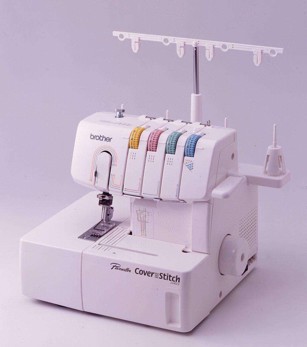 Brother 2340CV Cover Stitch Machine