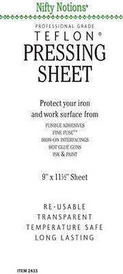 NN Non Stick Pressing Sheet 9x11 Standard Grade