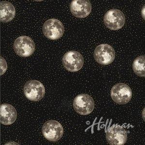 Full Moon By Hoffman - Gold Moon
