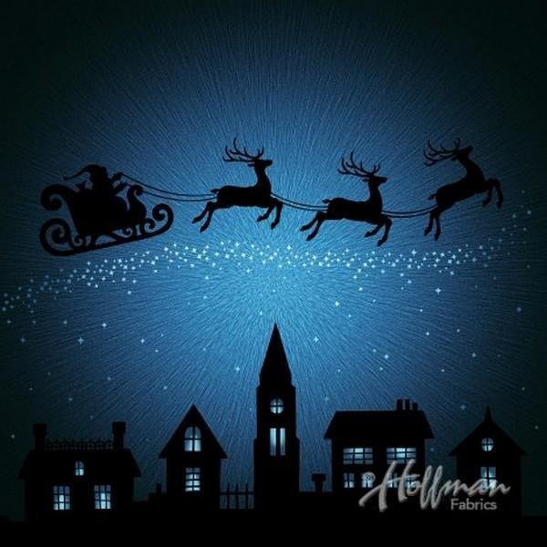 Jeanie Sumrall SuperNova Christmas Season Sapphire