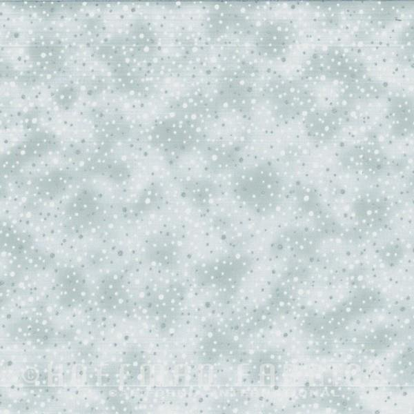 Hoffman Fabrics Warm Wishes - Warm Grey/Silver