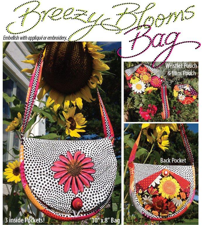 Breezy Blooms Bag