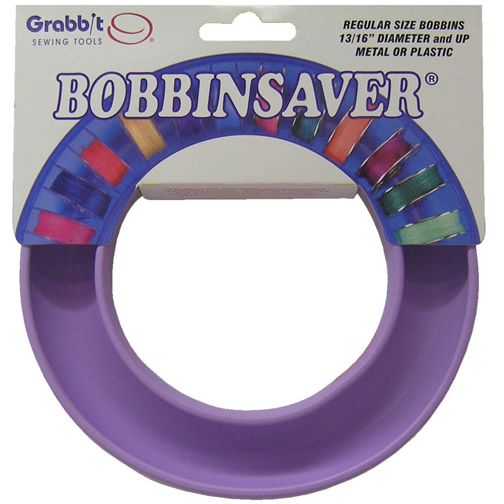 GRABBIT BobbinSaverTM Bobbin Holder - Lavender