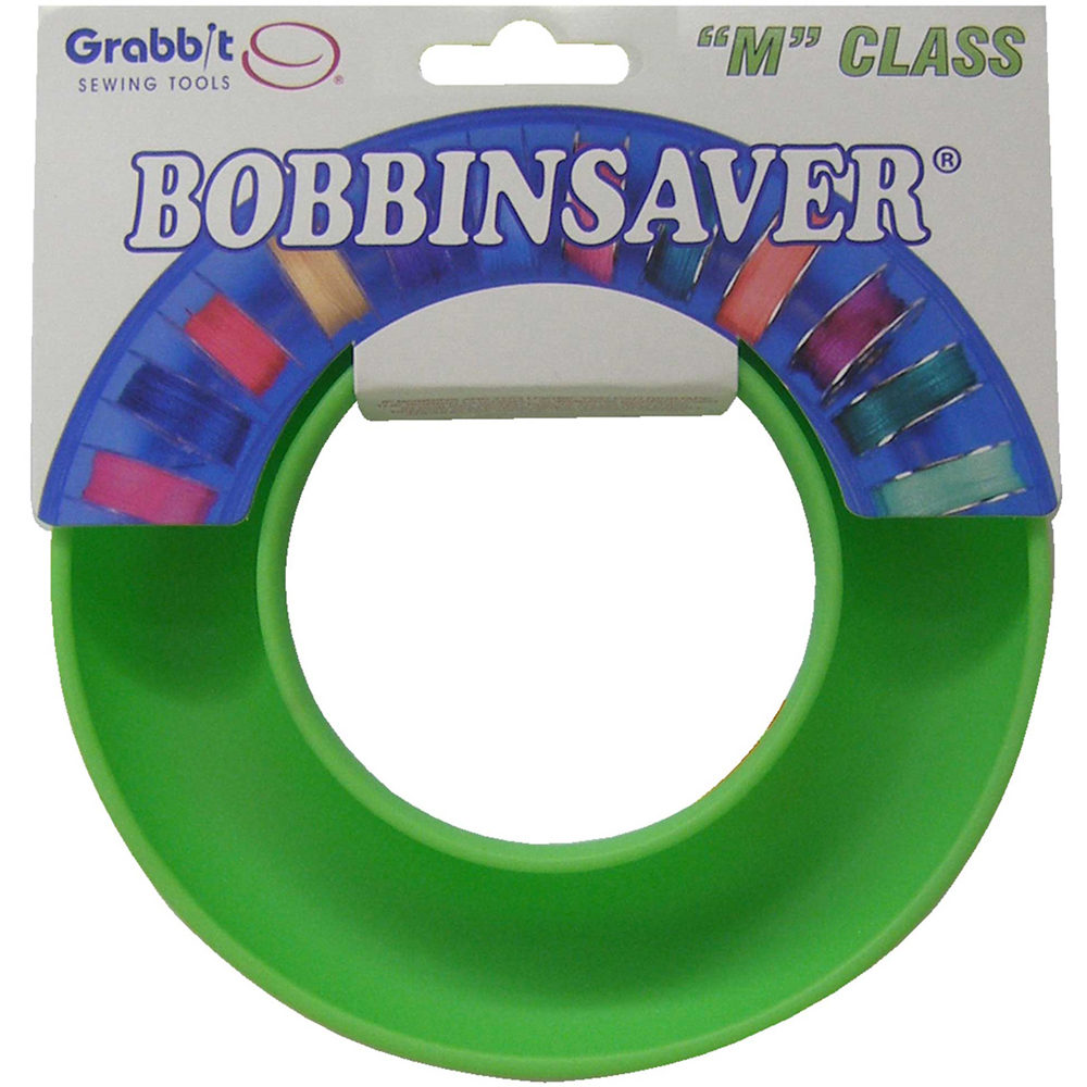 GRABBIT Jumbo BobbinSaverTM Bobbin Holder - M Class
