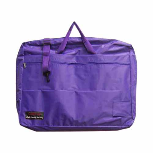 VIVACE Quilting Accessories Tote - Purple - 65 x 50 x 10cm