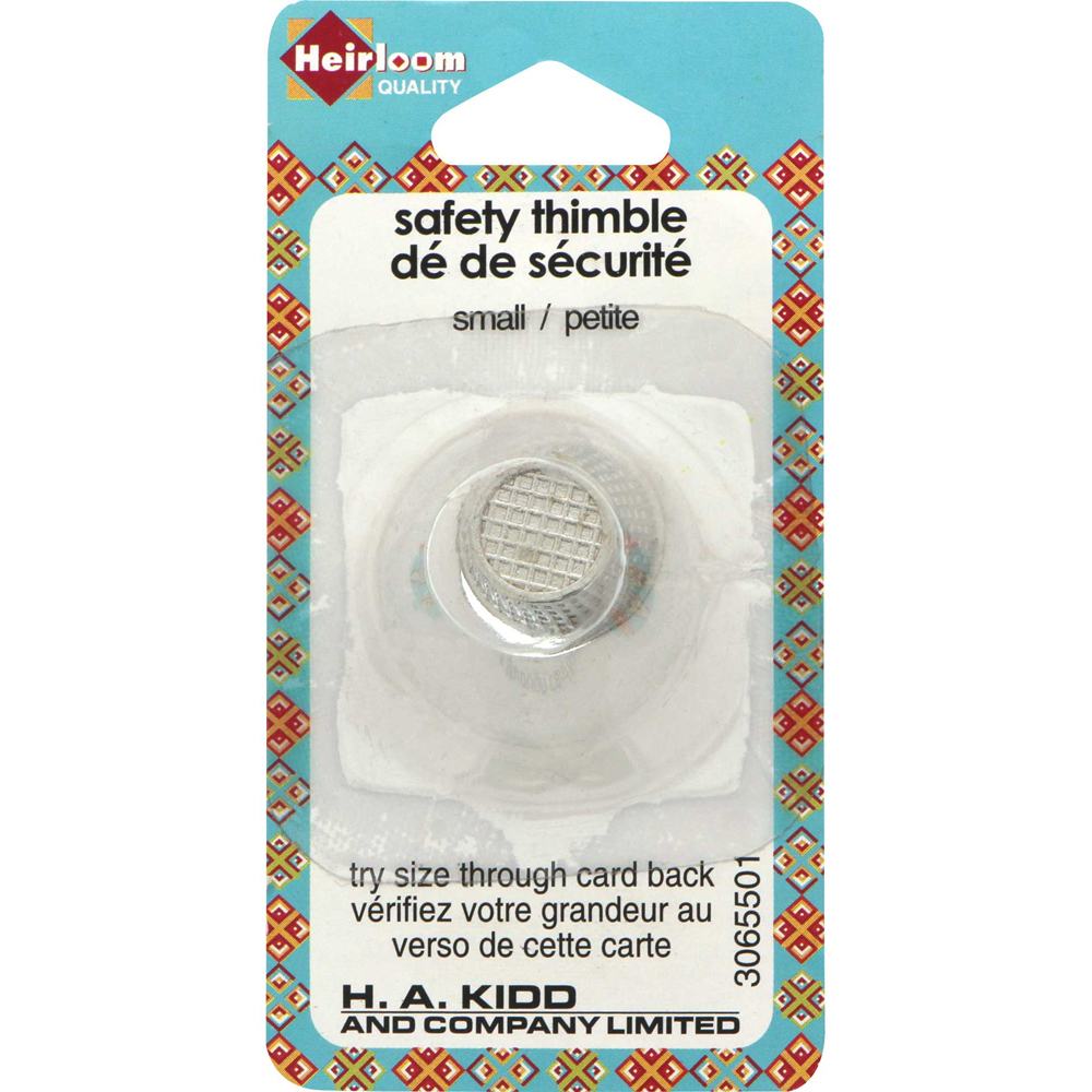 HEIRLOOM Small Safety Thimble