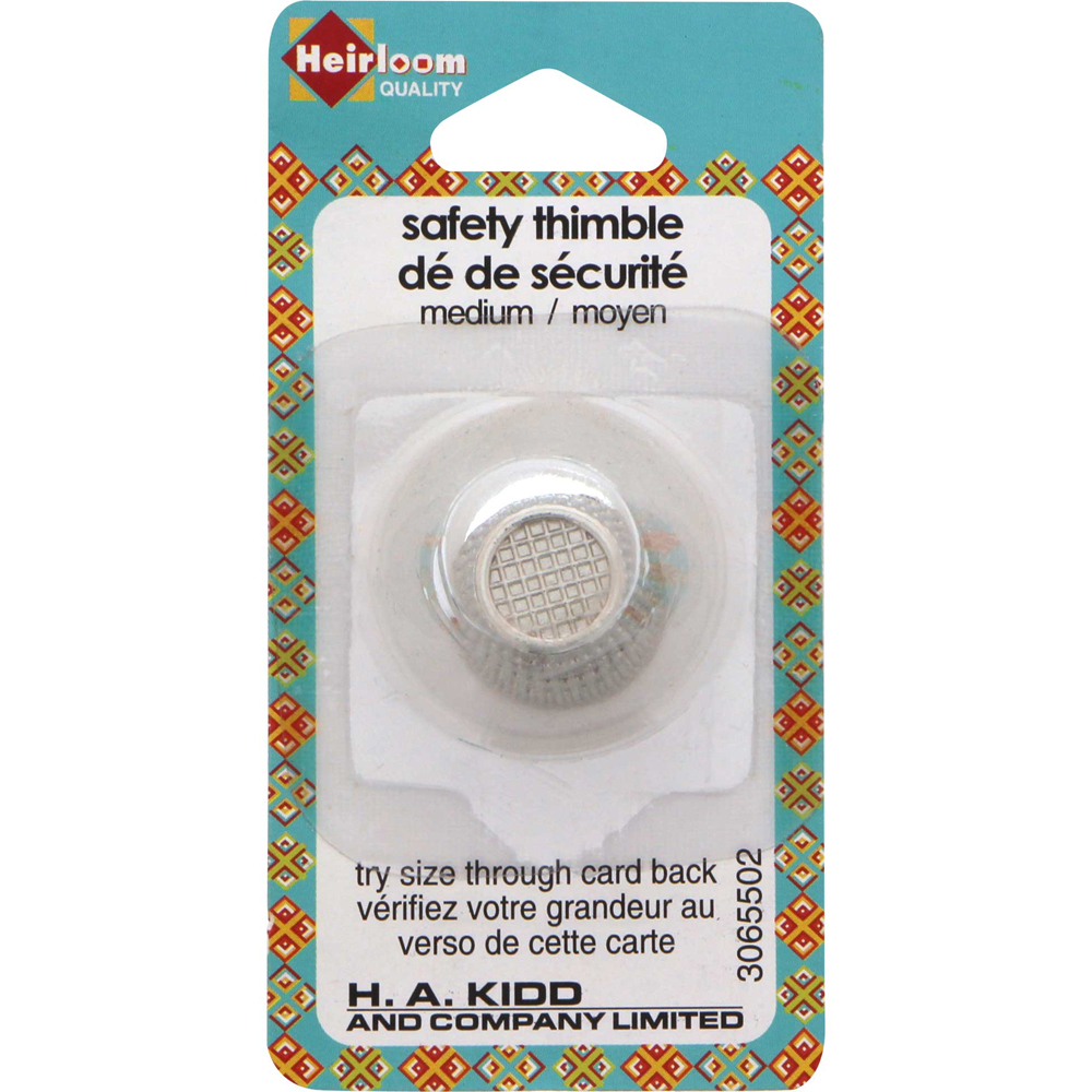 HEIRLOOM Medium Safety Thimble
