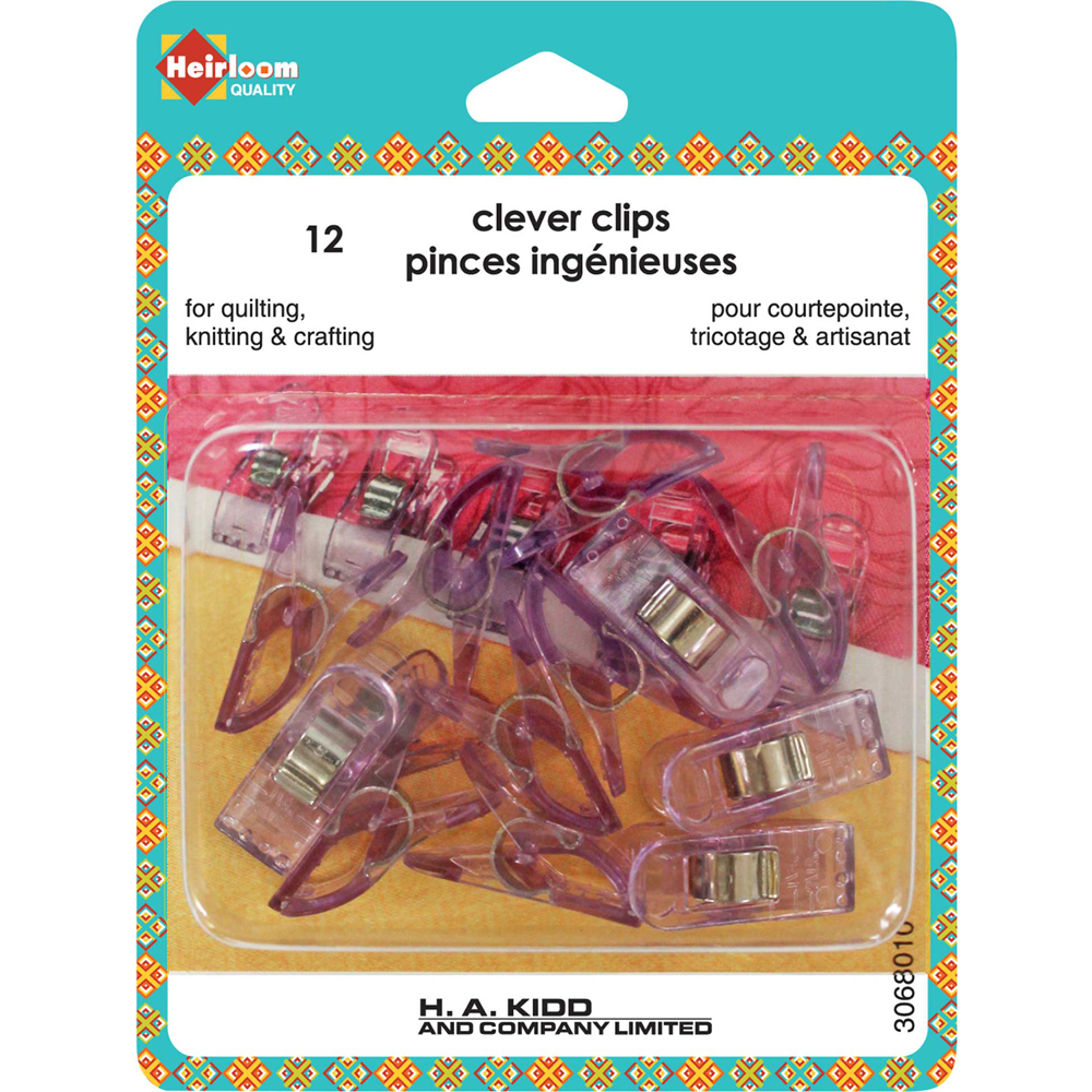 HEIRLOOM Clever Clips Small