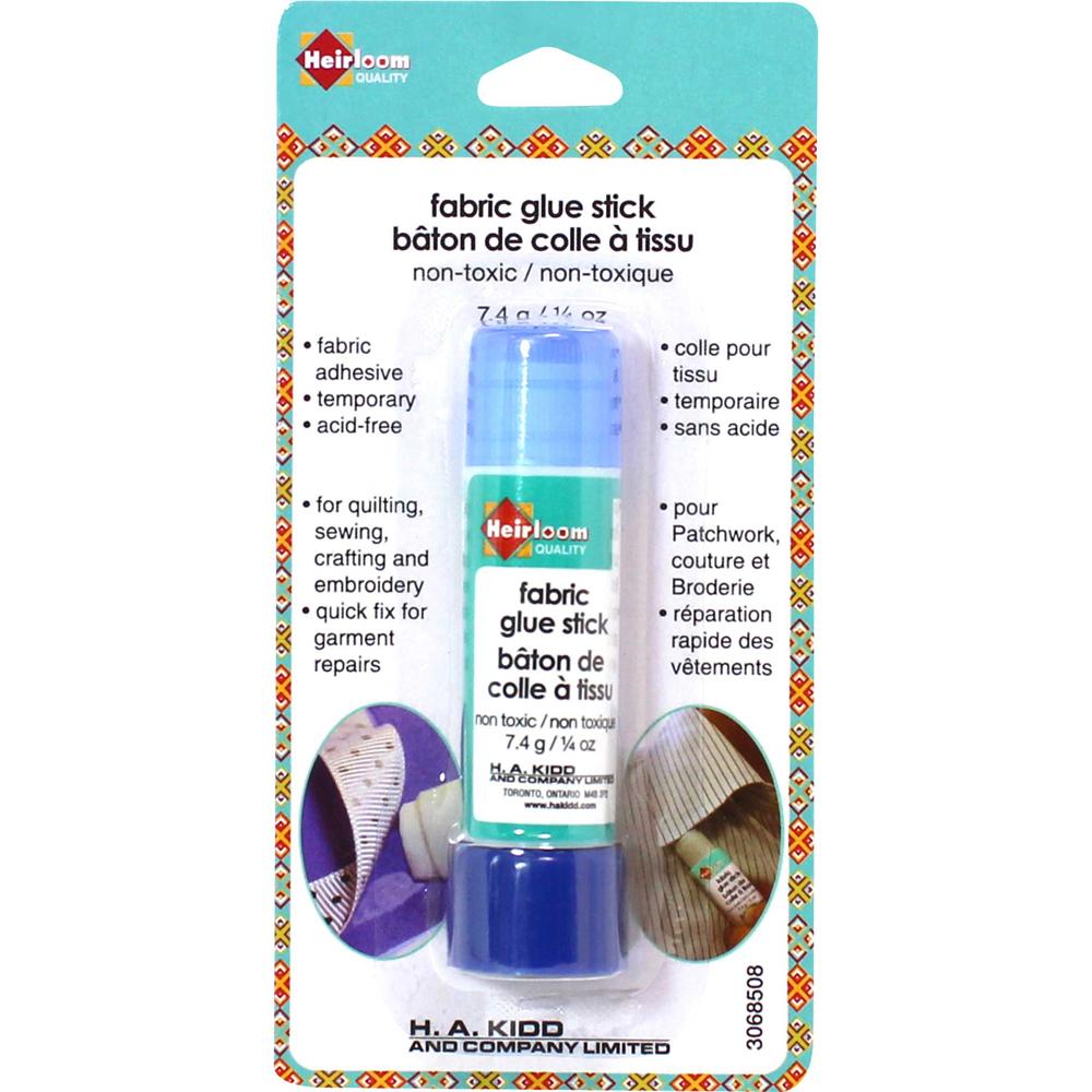 HEIRLOOM Fabric Glue Stick - 7.4g (4oz)