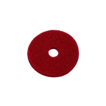 Bernina Spool Pin Felt 830, 740, 530 - Red 319006.03.1+
