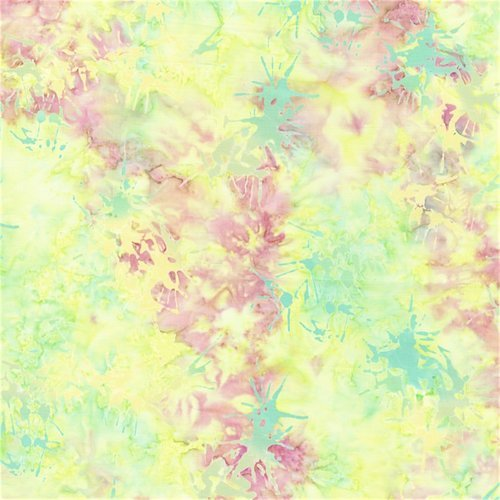 Blossom Batiks Pastels by Flaurie & Fitch