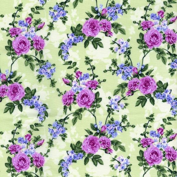 Beverly Park - Melrose - Peridot Fabric