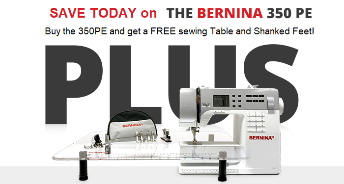 Bernina 350PE PLUS